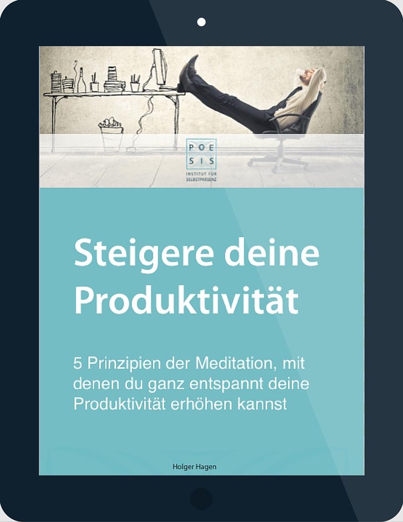 Steigere deine Produktivität